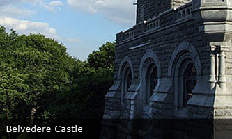 BELVEDERE CASTLE, Central Park New York, New York