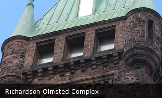 RICHARDSON OLMSTED COMPLEX, the former Buffalo State Asylum for the Insane Buffalo, New York