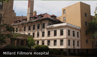 MILLARD FILLMORE HOSPITAL Buffalo, N.Y.