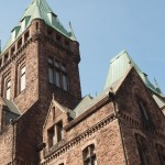 The fabulous towers at the Richardson Olmsted Complex