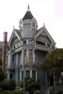 The Haas-Lilienthal House in San Francisco