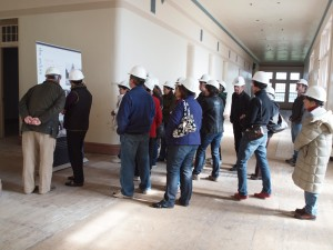 Touring the Richardson Olmsted Complex