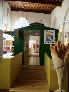 French Fry Museum, Bruges, Belgium