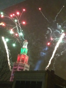 Happy New Year from Buffalo!!