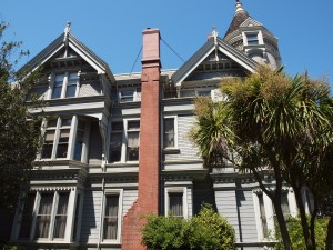 The Haas-Lilienthal House in San Francisco is hoping to be the first house museum to get LEED certified.