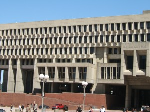 "Some people don't like ""brutalist"" buildings like Boston City Hall.  Some now think they've been given carte blanche to demolish midcentury modern office buildings. Will we lose an entire era of our history because it's too difficult to keep them?"