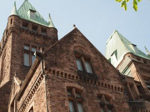 The iconic towers of the Richardson Olmsted Complex have been beacons on Buffalo's skyline since 1874.
