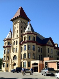 The towers of the Fergus Falls Administration building remind us how durable our traditional, historic buildings are.