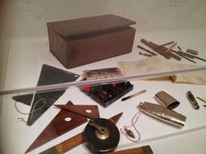 How could a museum that display's Henri Labrouste's architectural tools in such a lovingly way, decide to demolish its next door architectural gem?
