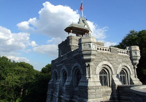 Working on the restoration of the Belvedere Castle in Central Park was one of the highlights of my career as a preservation architect.  Does that make me a lesser architect because I'm not designing skyscrapers?