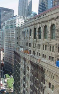 Developing the specifications for cleaning the Federal Reserve Bank of New  York was one of the most complex preservation projects I have completed.