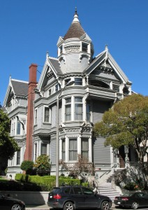 The greening of the Haas-Lilienthal House, a house museum in San Francisco, was one of the case studies presented at the AAM Summit on Sustainability Standards.