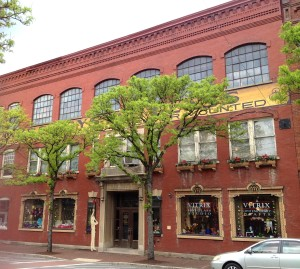 The Preservation Green Lab's new study proves that older and smaller buildings like those on Corning's Market Street are better for the environment.