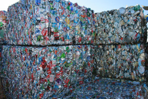 Town of West Boylston, MA aluminum recycling center. Photo courtesy Town of West Boylston website.
