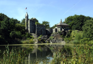 The Belvedere Castle used green materials for its rehabilitation in 1996 long before LEED was even created.