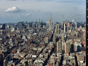 NYC's density fits its evolution. Not every city should be Dubai or Hong Kong.