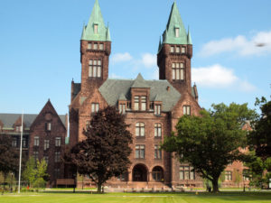 The Richardson Olmsted Complex is the location of the new Buffalo Architecture Center.